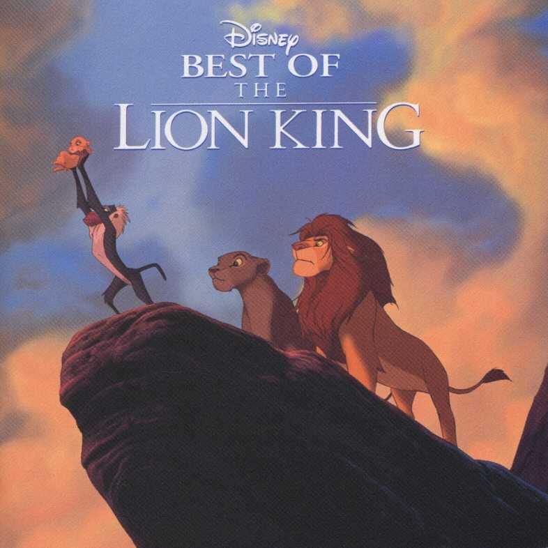 the best of the lion king ミュージック ディズニー公式